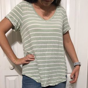 American Eagle Soft and Sexy v-neck top